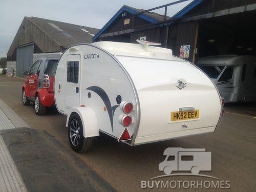 Teardropp Caretta 1500 2013 400cc 0mi Www Buymotorhomes
