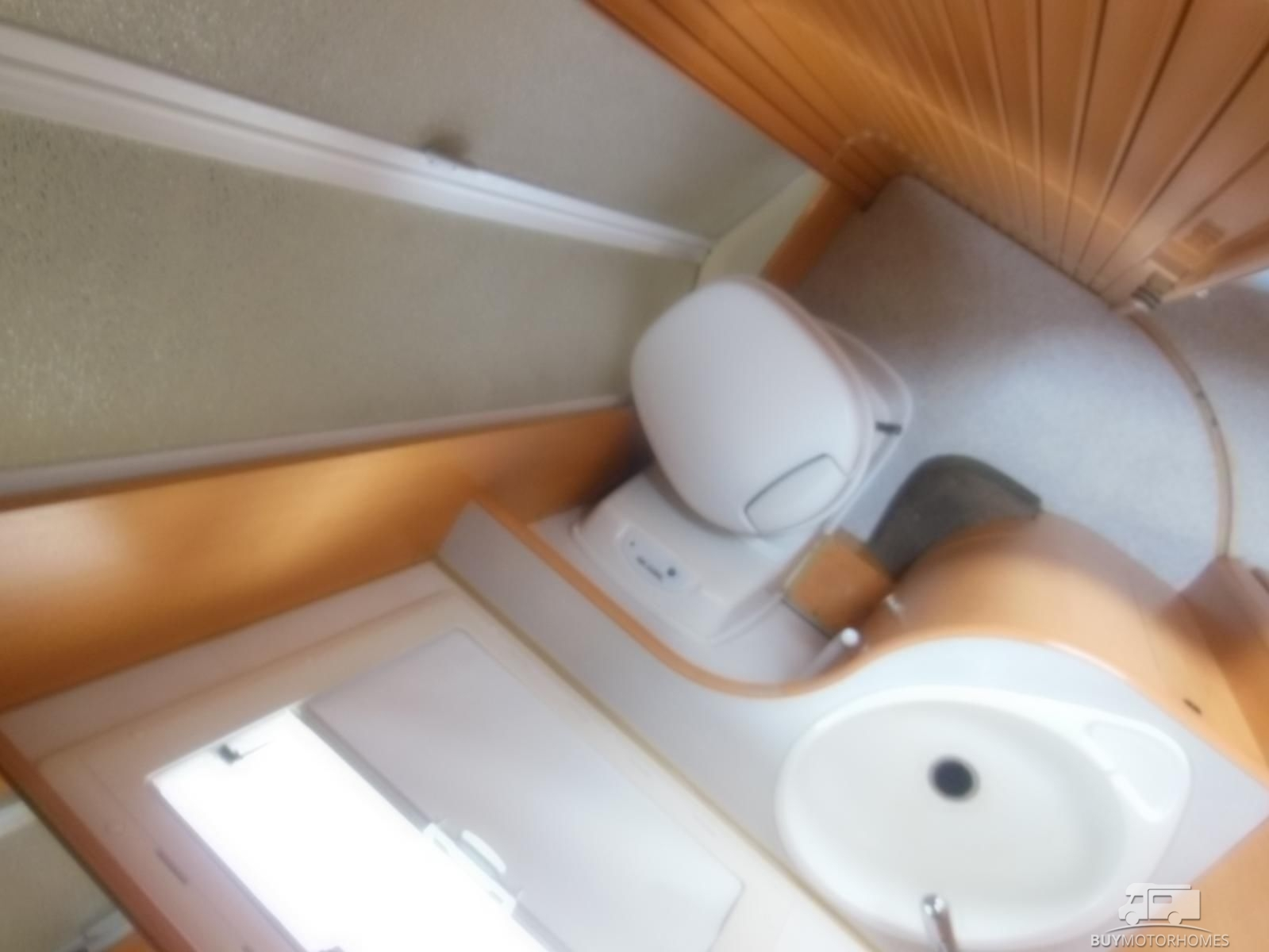 Hymer Classic 6 Berth Low Miles Fixed Rear Bed Cruise 53